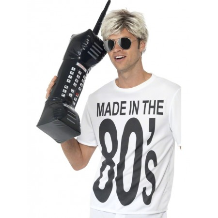 Inflatable 80s Mobile Phone