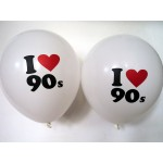 90s Party Decorations Pack