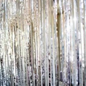 Tinsel Door Curtain