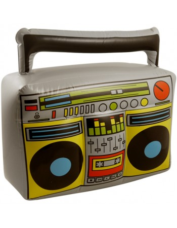 Inflatable Boom Box