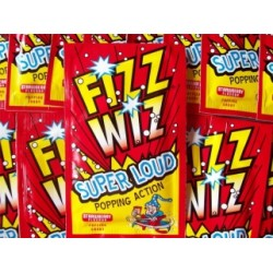Fizz Wiz Space Dust / Popping Candy