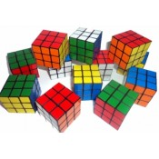 12 Mini Rubik Cube Copies