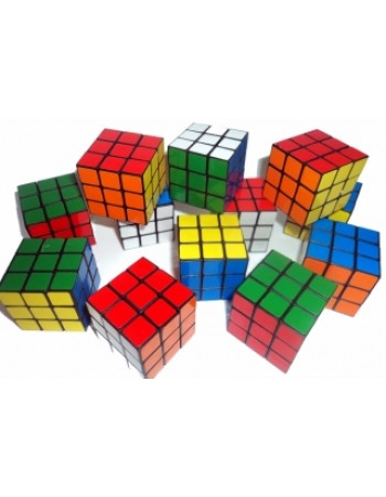 12 Mini Rubik Cube Copies