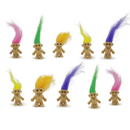 Mini Troll Dolls